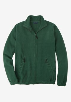 Explorer Fleece Jacket, HUNTER
