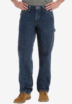 Lee® Dungarees Carpenter Custom Fit Waist, ORIGINAL STONE, hi-res