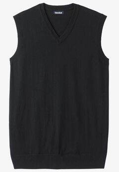Lightweight V-Neck Sweater Vest,