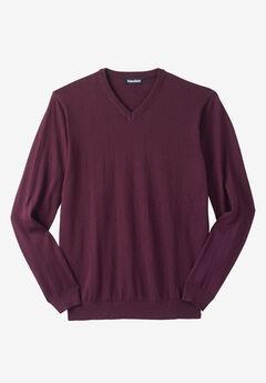 Lightweight V-Neck Sweater,