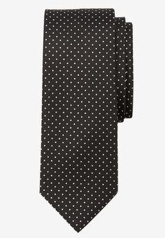 Extra Long Polka Dot Tie,