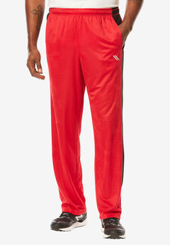 Force Cool Power Wicking Pants by KS Sport™, BLAZE RED, hi-res
