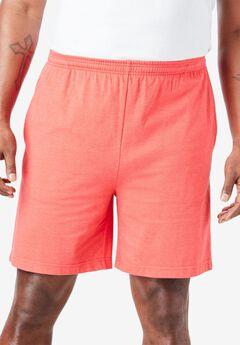 Lightweight Basic Shorts,