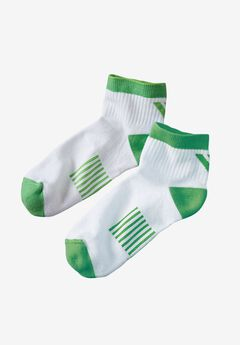 Ankle Sock 2-Pack by KS Sport™,