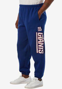 NFL® Critical Victory Elastic Cuff Sweatpants, GIANTS