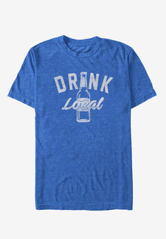 Beverages Graphic Tee,
