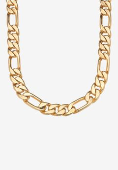 Figaro-Link Necklace 30' ,