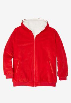 Explorer Fleece Full-Zip Hoodie,