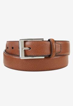 Casual Pebbled Belt,