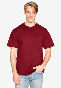 Lightweight Pocket Tee by Hanes®,