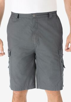 Canyon Cargo Shorts, STEEL, hi-res