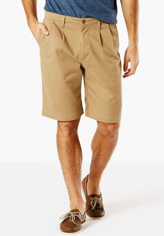 Classic Fit Weekend Cruiser Shorts by Dockers®, NEW BRITISH KHAKI, hi-res