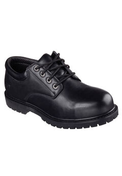 Relaxed Fit Cottonwood Elks SR Work Shoe by Skechers®,