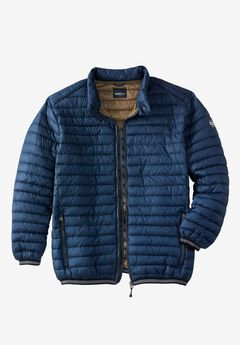 Puffer Jacket by North 56°4®, DEEP SEA