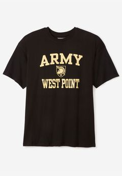 NCAA Short-Sleeve Team T-Shirt, ARMY