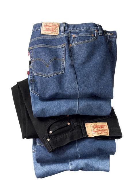 Levis 501 Original Jeans Plus Size Straight Fit King Size
