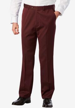 Easy Movement® Plain Front Expandable Suit Separate Dress Pants by KS Signature®,