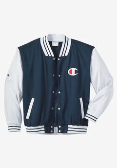 Baseball Track Jacket by Champion®,