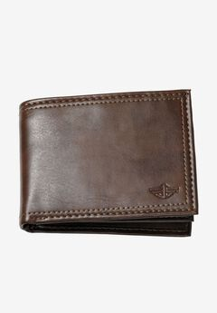 Slim Fold Wallet by Dockers®,