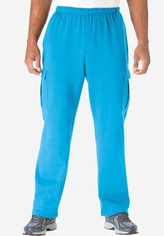 Wicking Fleece Cargo Pants by KS Sport™,