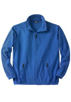 Explorer Fleece Zip Jacket,