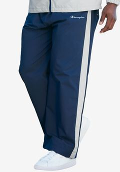 Track Pants by Champion®, NAVY GREY, hi-res