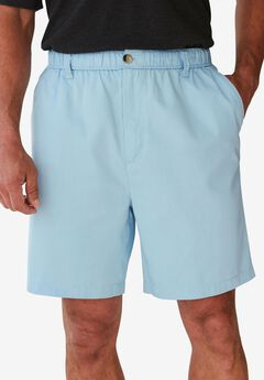 Knockarounds® 6' Pull-On Plain Shorts, BLUE HARBOR, hi-res