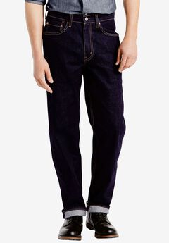 Levi's® 550™ Relaxed Jeans, RINSE STRETCH, hi-res