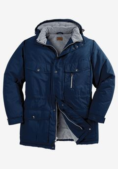 Expedition Parka by Boulder Creek®, NAVY