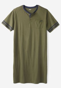 Henley Nightshirt by KS Island™,