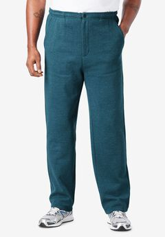 Explorer Fleece Zipper Fly Pants,