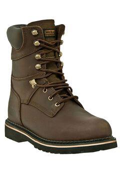 McRae 8' Soft Toe Lace Boots,