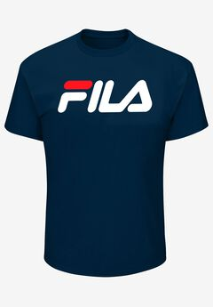 Short-Sleeve Logo Tee by FILA®,