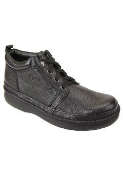 Propét® Village Lace-Up Walking Shoes, BLACK, hi-res