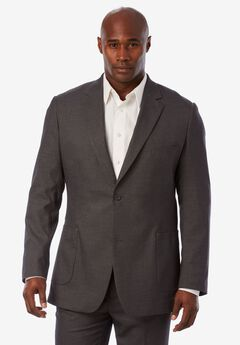 Best Fitting Blazer by KS Signature, GREY
