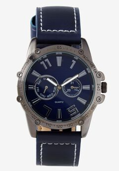 Liberty Blues® Watch, NAVY, hi-res