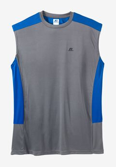 Dri-Power Performance Muscle Tee by Russell Athletic®,