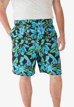 Basic Island Novelty Swim Trunks by KS Island™,