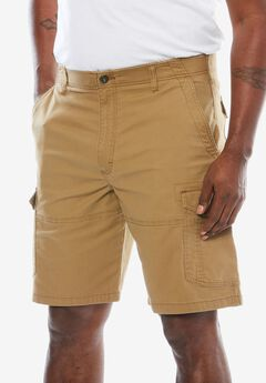 Extreme Comfort Cargo Shorts by Lee®, ACORN, hi-res