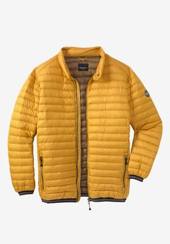 Puffer Jacket by North 56°4®, MUSTARD