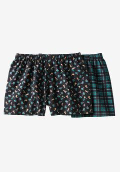 Woven Boxers 2-Pack by KS Island™,