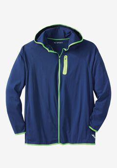 Comfort Cool Moisture Wicking Jacket by KS Sport™,