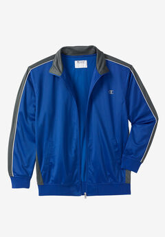 Piped Track Jacket by Champion®,