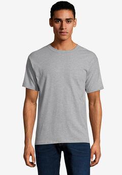 Hanes® Beefy-T Tee Shirt, ASH, hi-res