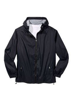 Flyweight Windbreaker, BLACK