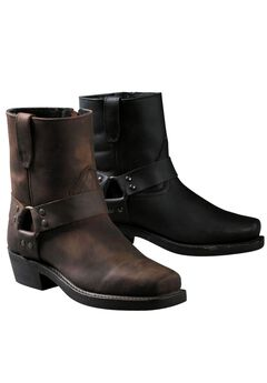 Dingo 7' Harness Side Zip Boots,