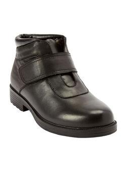 Propét® Tyler Diabetic Shoe, BLACK, hi-res