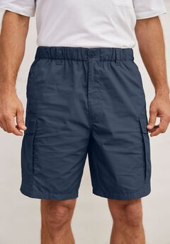 Moisture Wicking Cargo Shorts,