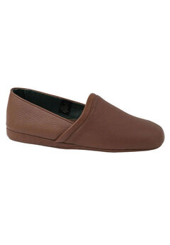 L.B. Evans Aristocrat Opera Leather Slippers,