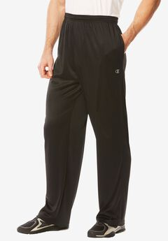 Vapor® Performance Pants by Champion®, BLACK, hi-res